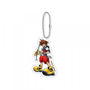 Kingdom Hearts Sora Acrylic Key Chain