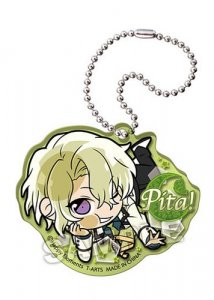 Ensemble Stars Tomoe Hiyori Pita! Acrylic Key Chain