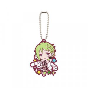 Macross 35th Anniversary Reina Prowler Rubber Key Chain