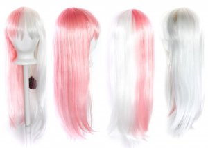 Suzu - Snow White and Cotton Candy Pink