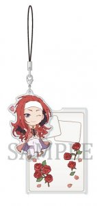 Tales of Symphonia Zelos Wilder Series Oyasumi Acrylic Strap