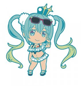 Vocaloid Racing Miku Thailand Ver. GT Project Rubber Strap