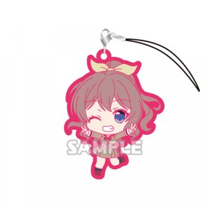 Bang Dream Yamabuki Saaya Winter Uniform Ver. Poppin'Party Phone Strap