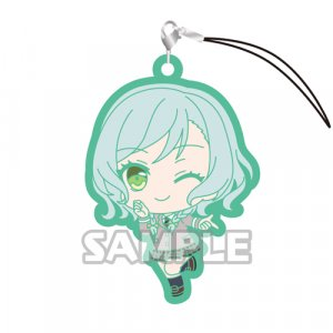 Bang Dream Hikawa Hina Winter Uniform Ver. Pastel Palettes Phone Strap