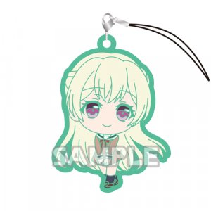 Bang Dream Shirasagi Chisato Winter Uniform Ver. Pastel Palettes Phone Strap