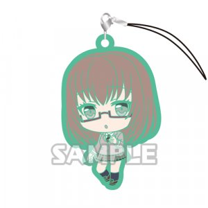 Bang Dream Yamato Maya Winter Uniform Ver. Pastel Palettes Phone Strap