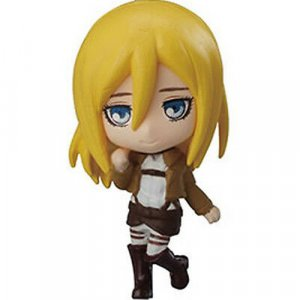 Attack on Titan Krista Mascot Phone Strap