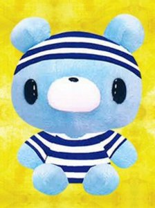 Gloomy Bear 12'' Blue Swimwear Ver. Prize Plush