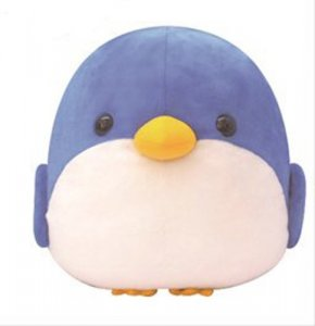 Kotori Tai Fluffy Birds 12'' Blue Penguin Amuze Prize Plush