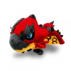 Monster Hunter World 8'' Rathalos Soft and Springy Plush