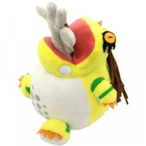 Monster Hunter World 8'' Great Jagras Soft and Springy Plush