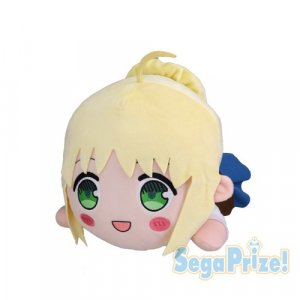 Fate Stay Night Casual Saber 14'' Nesoberi Prize Plush