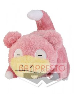 Pokemon 10'' Slowpoke Psyduck Banpresto Prize Plush