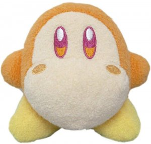 Nintendo Kirby 6'' Waddle Dee 25th Annniversary Plush