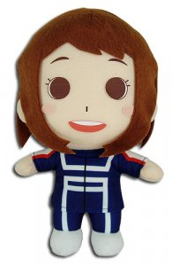 My Hero Academia 8'' Ochaco Uraraka Training Outfit Plush Doll