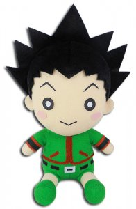 Hunter X Hunter 7'' Gon Sitting Plush Doll
