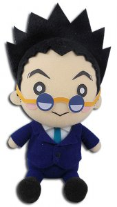 Hunter X Hunter 7'' Leorio Sitting Plush Doll