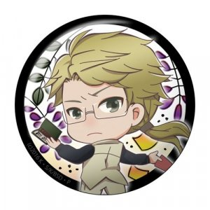 Bungo Stray Dogs Doppo Kunikida Acrylic Button