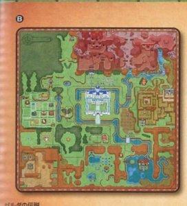 Zelda world map prize microfiber blanket gumiabroncs Image collections