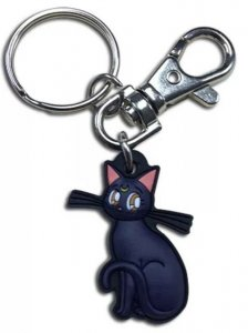 Sailor Moon Luna PVC Key Chain